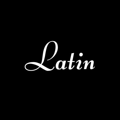Latin designs